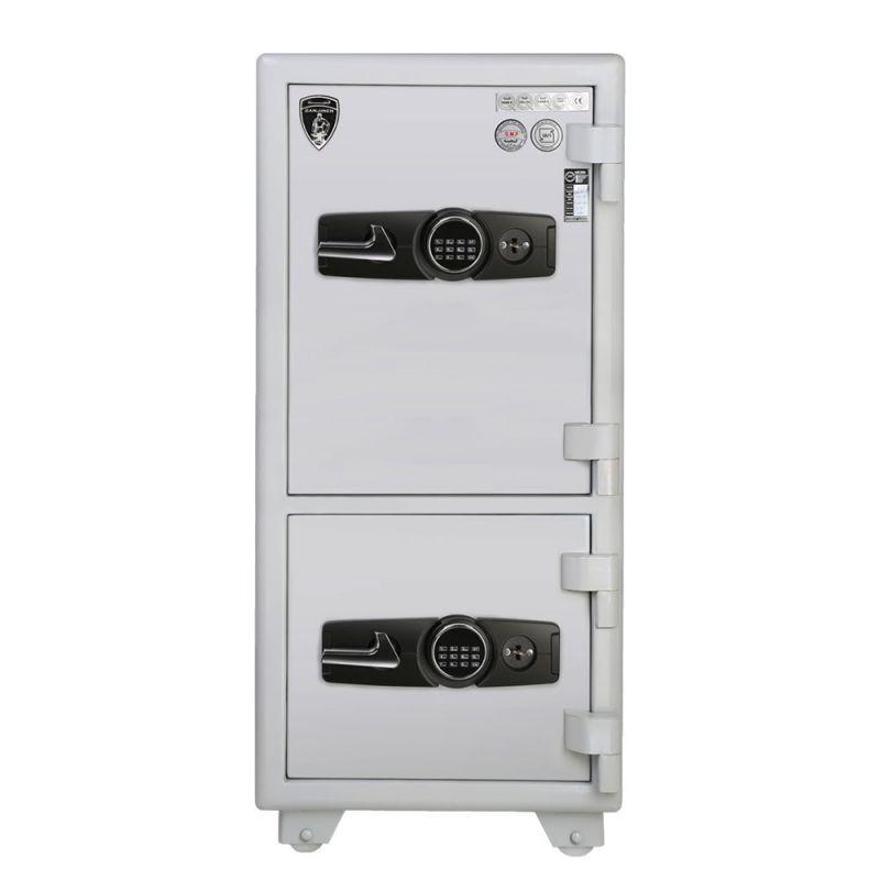 گاوصندوق گنجینه مدل GS1200D دو درب